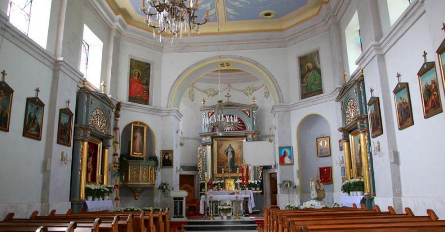 Kościół Św. Bartłomieja w Jerzmanowicach - zdjęcie