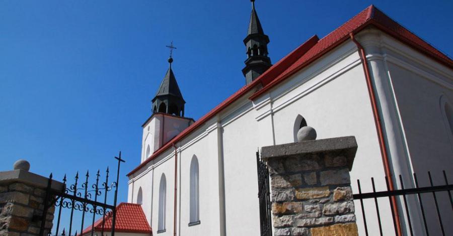 Kościół Św. Małgorzaty w Bydlinie - zdjęcie