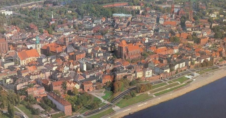 Toruń na szybko - zdjęcie