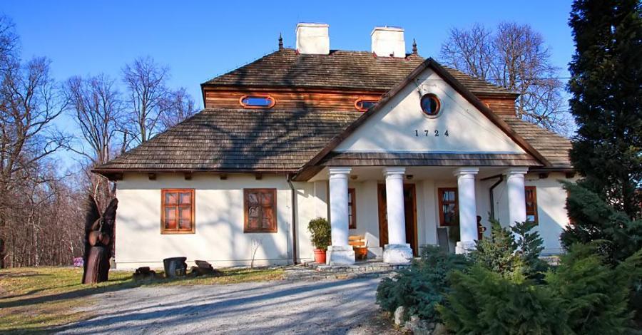 Dwór w Krzykawce - zdjęcie