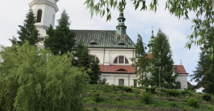 Kościół Św. Michała w Ostrowcu Świętokrzyskim, Tadeusz Walkowicz
