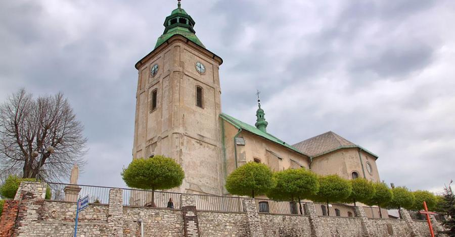 Kościół w Będzinie - zdjęcie