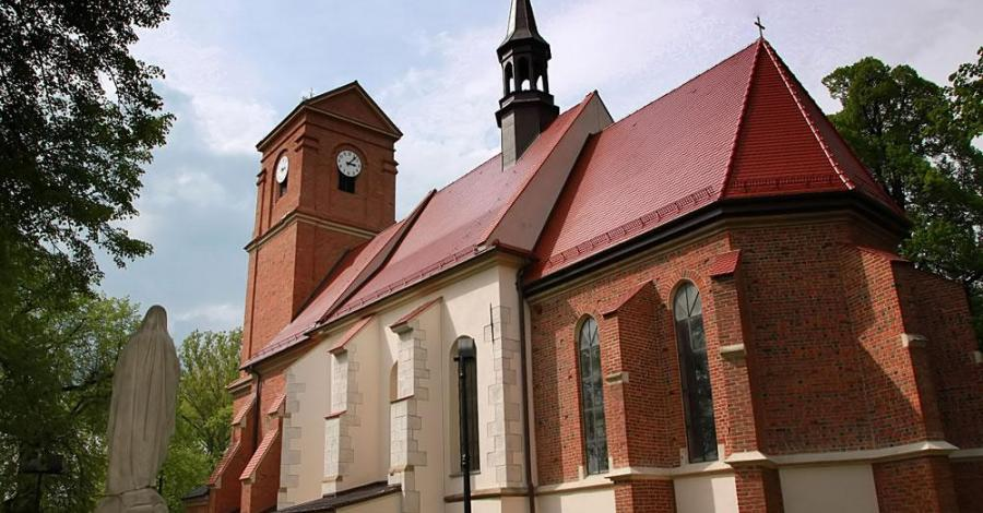 Kościół w Bolechowicach, Anna Piernikarczyk