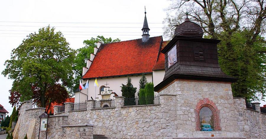 Kościół w Giebułtowie, Anna Piernikarczyk