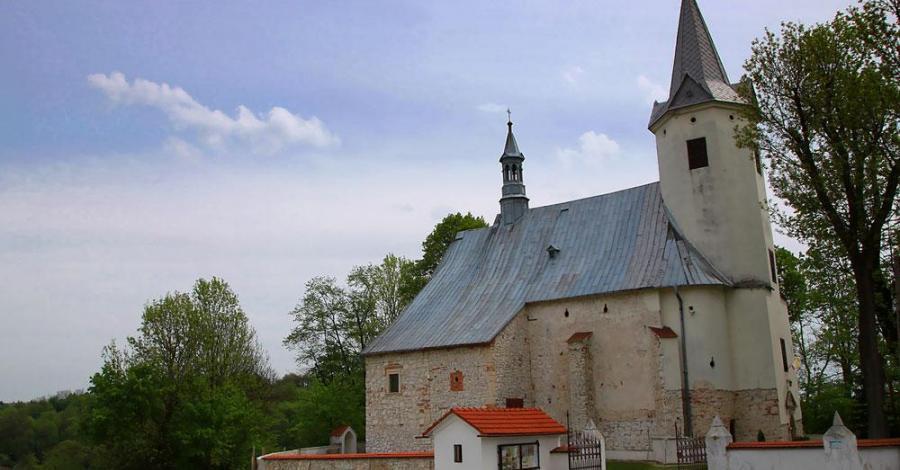 Kościół w Korzkwi - zdjęcie