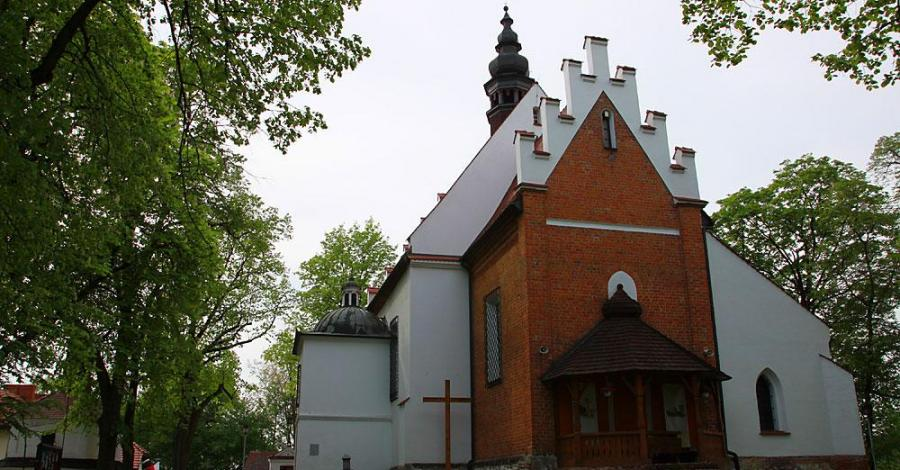 Kościół w Rudawie - zdjęcie