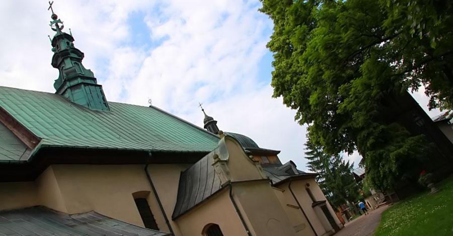 Kościół w Skale - zdjęcie