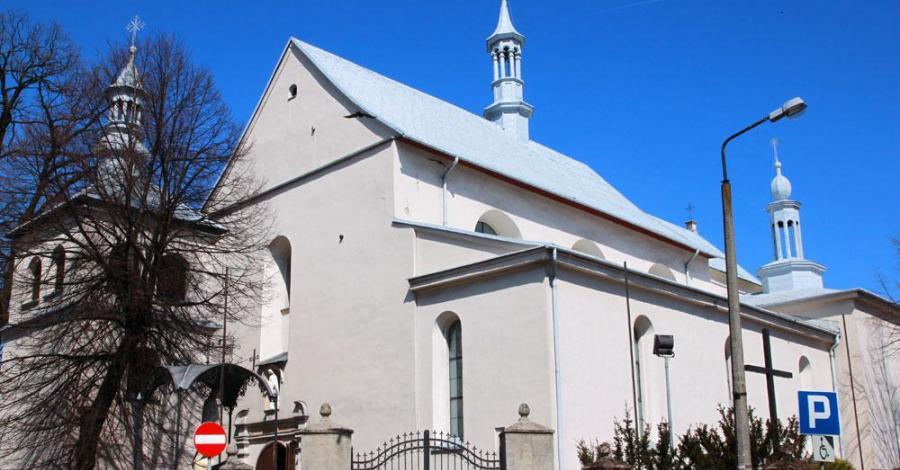 Kościół w Wolbromiu - zdjęcie