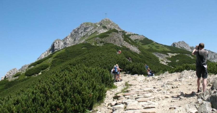 Przełęcz Kondracka - zdjęcie