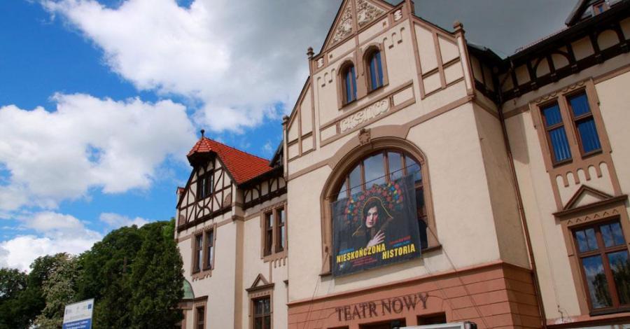 Teatr Nowy w Zabrzu - zdjęcie