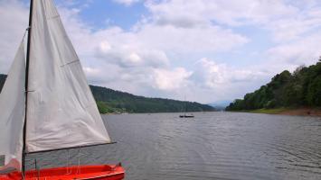 Jezioro Żywieckie prawie dookoła - zdjęcie