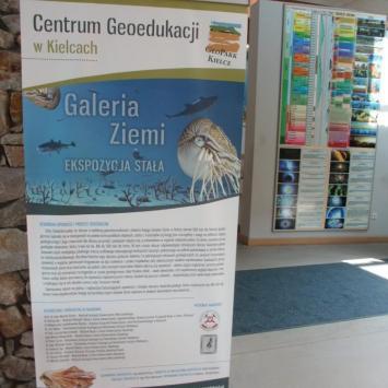 Geopark w Kielcach, mokunka