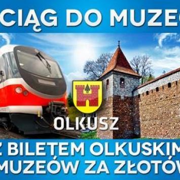 Pociąg do muzeów