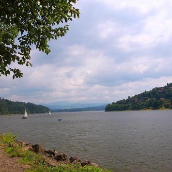 Jezioro Żywieckie, Anna Piernikarczyk