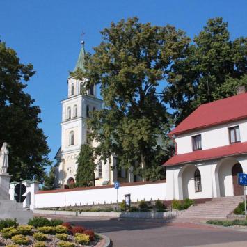 Kościół w Złotym Potoku