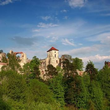 Zamek Tęczyn, Anna Piernikarczyk