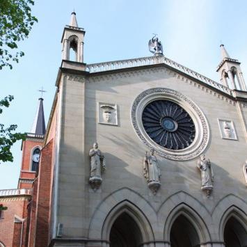 Kościół w Krzeszowicach