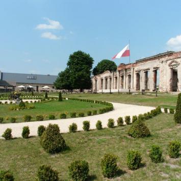 Pałac w Sobkowie