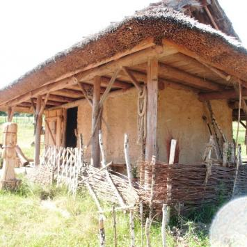 Osada Średniowieczna, mokunka
