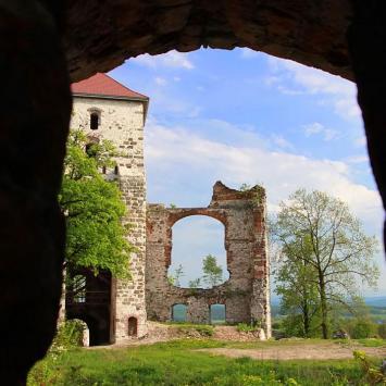Zamek w Rudnie, Anna Piernikarczyk
