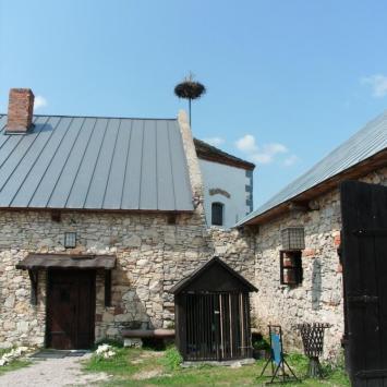 Zamek w Sobkowie - zdjęcie