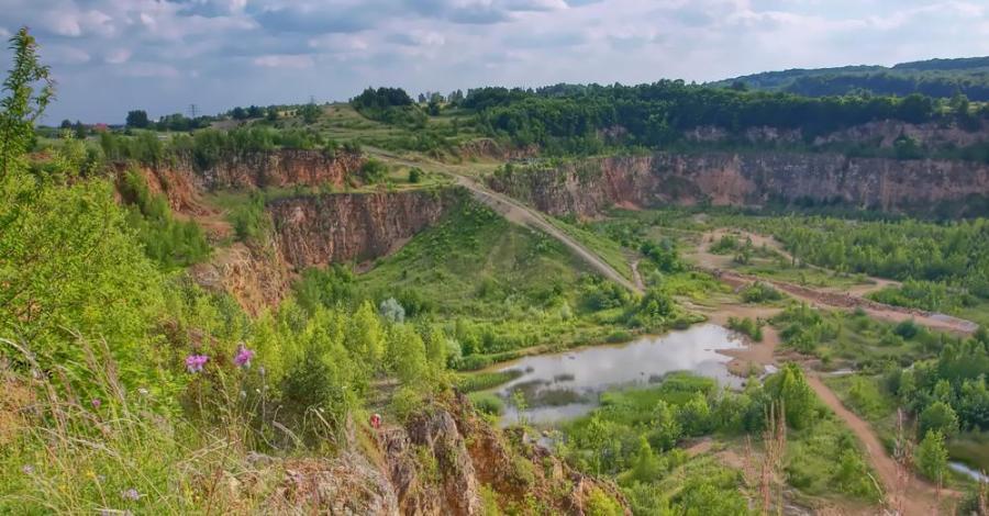 Kamieniołom Blachówka - zdjęcie