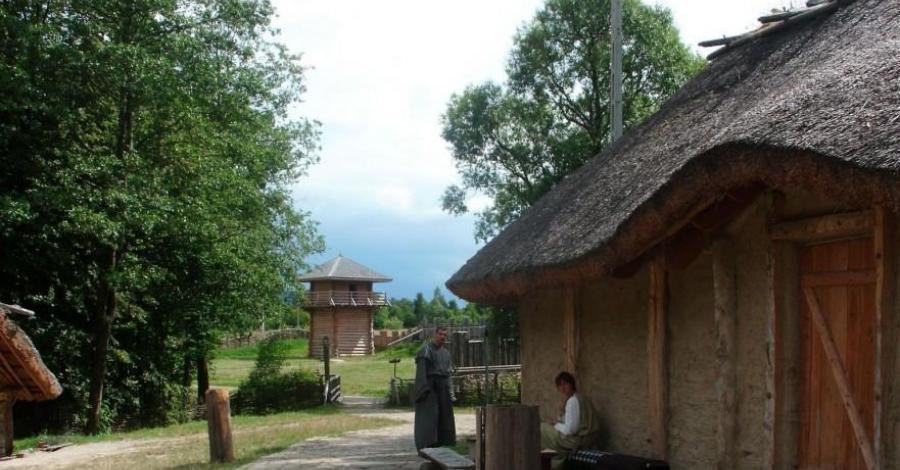 Centrum Archeologiczne w Nowej Słupi - zdjęcie