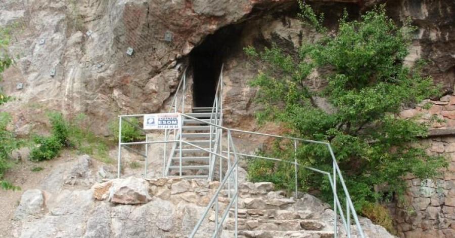 Jaskinia Odkrywców w Kielcach - zdjęcie