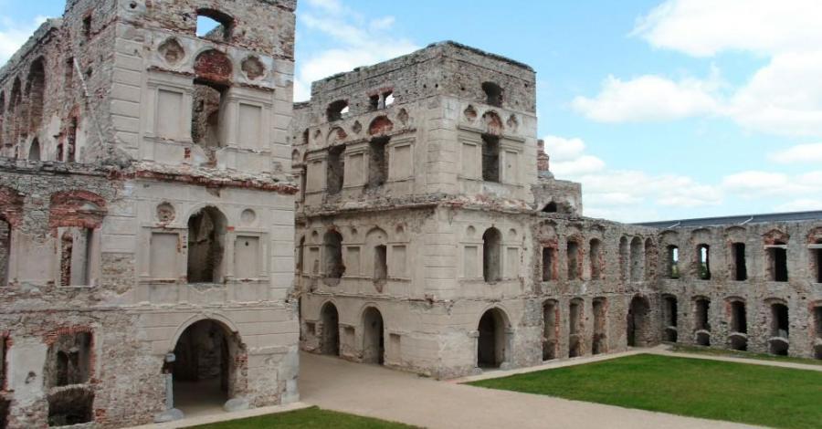 Zamek Krzyżtopór - zdjęcie