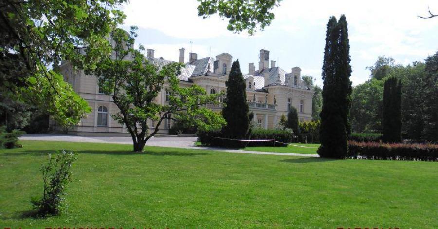 Pałac w Zimnowodzie - zdjęcie