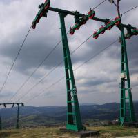 Wyciąg narciarski w Koniakowie