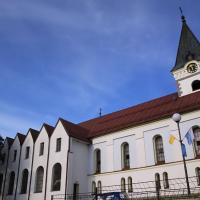 Koniaków - kościół