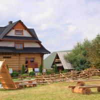 Koniaków- Bacówka i sklep góralski