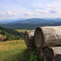 Beskid Śląski z Ochodzity