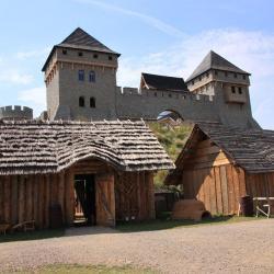 Średniowieczna Warownia Inwałd