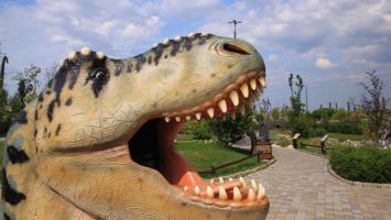 Dinolandia w Inwałdzie - zdjęcie