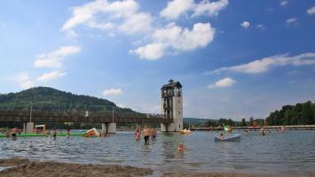 Stronie i Zalew Stara Morawa - zdjęcie