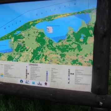 Pustynia nad Bałtykiem. - zdjęcie