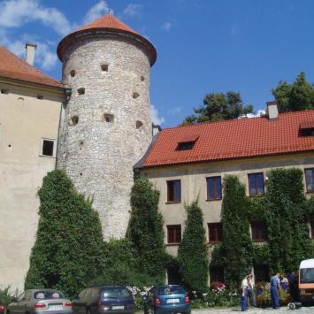 Zamek w Pieskowej Skale, Danusia