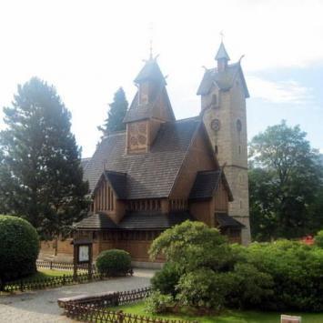 Kościół Wang, Roman Świątkowski
