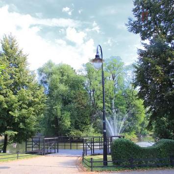 Park w Andrychowie