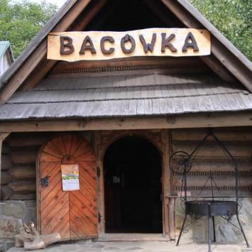 Bacówka w Koniakowie