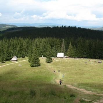 Gęsia Szyja w Tatrach