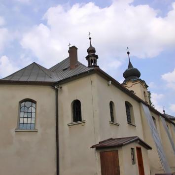 Kościół w Istebnej