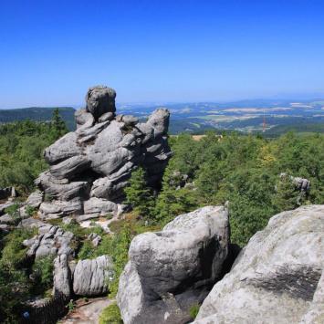 Park Narodowy Gór Stołowych - zdjęcie