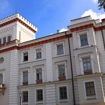 Zamek w Bielsku-Białej