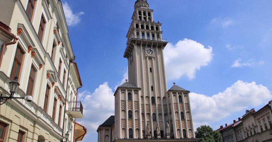 Katedra w Bielsku-Białej - zdjęcie