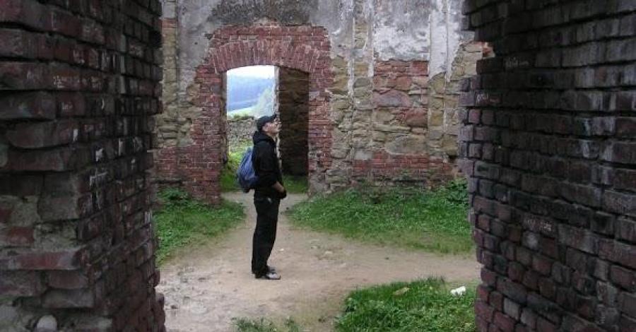 Klasztor w Zagórzu - zdjęcie