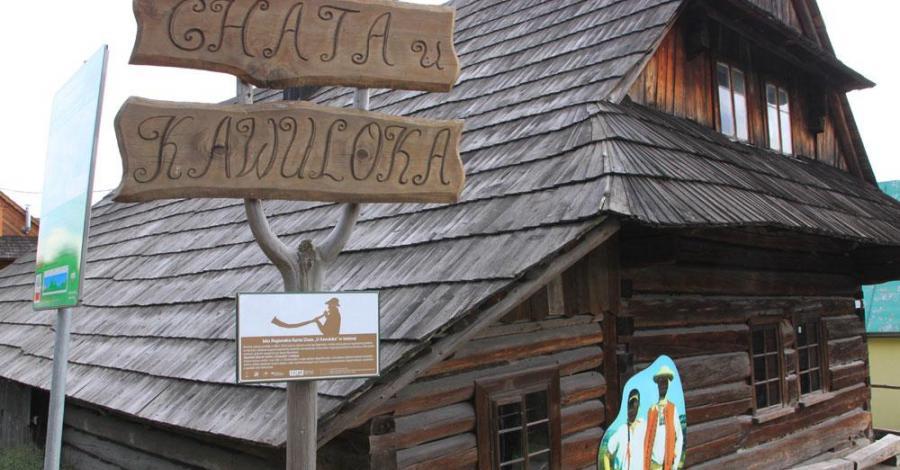 Chata Kawuloka w Istebnej - zdjęcie