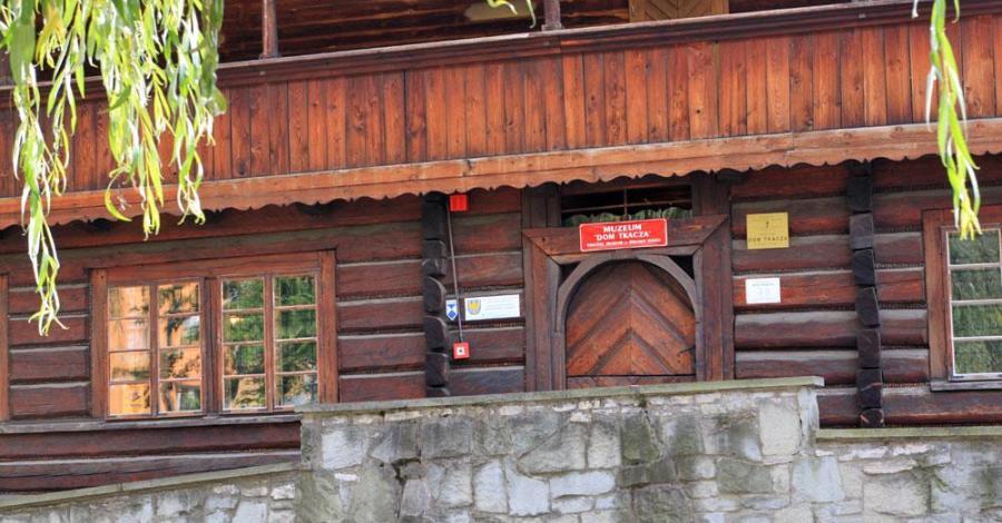 Dom Tkacza w Bielsku-Białej - zdjęcie